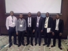 3rd R- Mr. Paul Ndibe in a photograph with some of the delegates @ d ICM in Malaysia June, 2014