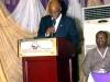 CILT Nig Nat'l President, Maj Gen UT Usman (Rtd), delivering his welcome address