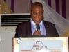 Chairman of d 2014 Conference & AGM, Prof. C. C. Ibeh delivering his speech