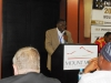 Deputy Nat'l President, CILTN, Prof. Kayode Oyesiku, FCILT during his presentation @ d Forum