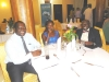 Perm. Sec. Plateau State Min of Tranpsort, Mr. Farmson Choji, CMILT (1st R) & other participants @ d Forum