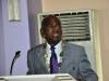 CILTNig National President, Maj Gen UT Usman (Rtd), FCILT delivering his welcome address @ the Forum