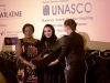Chief Mrs. Dr. Kema Chikwe, National Women Leader, Peoples Democratic Party receiving an Award during WiLAT Dinner @ d ICM