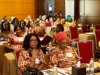 Cross section of women during the WiLAT Conference @ d Int'l Convention in Dubai