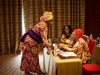 Founder & Global Convener, WiLAT, Hajia Aisha Ibrahim (standing),with other women during d WiLAT Conference @ d ICM