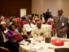 Nat'l President, CILT Nig & IVP for Africa & Chair, Africa Forum, Maj Gen UT Usman (Rtd) during d Int'l Convention
