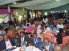 Cross section of delegates having their lunch during the Event