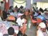 Cross section of members during the event