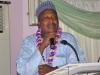 Dr. Aminu Yusuf, FCILT. (DG, NITT & VP, North CILT, Nig Nat'l Council) delivering a speech at the event.