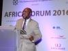 National President, CILT, Nigeria & IVP, Africa Maj Gen UT Usman (Rtd), delivering his address during the Africa Forum
