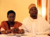 Miss A. Sonaike (Guest Speaker) & Mr. Jibril Ibrahim, FCILT (VP, West), CILTN @ the Forum
