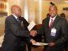 Presentation of membership certificate