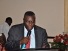 Deputy Nat'l President of CILTN, Prof. Kayode Oyesiku, FCILT addressing the participants during the event