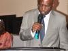 Maj Gen UT Usman (Rtd), FCILT, National President, CILT Nigeria & IVP for Africa delivering his address