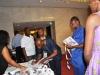 Participants @ the registration desk
