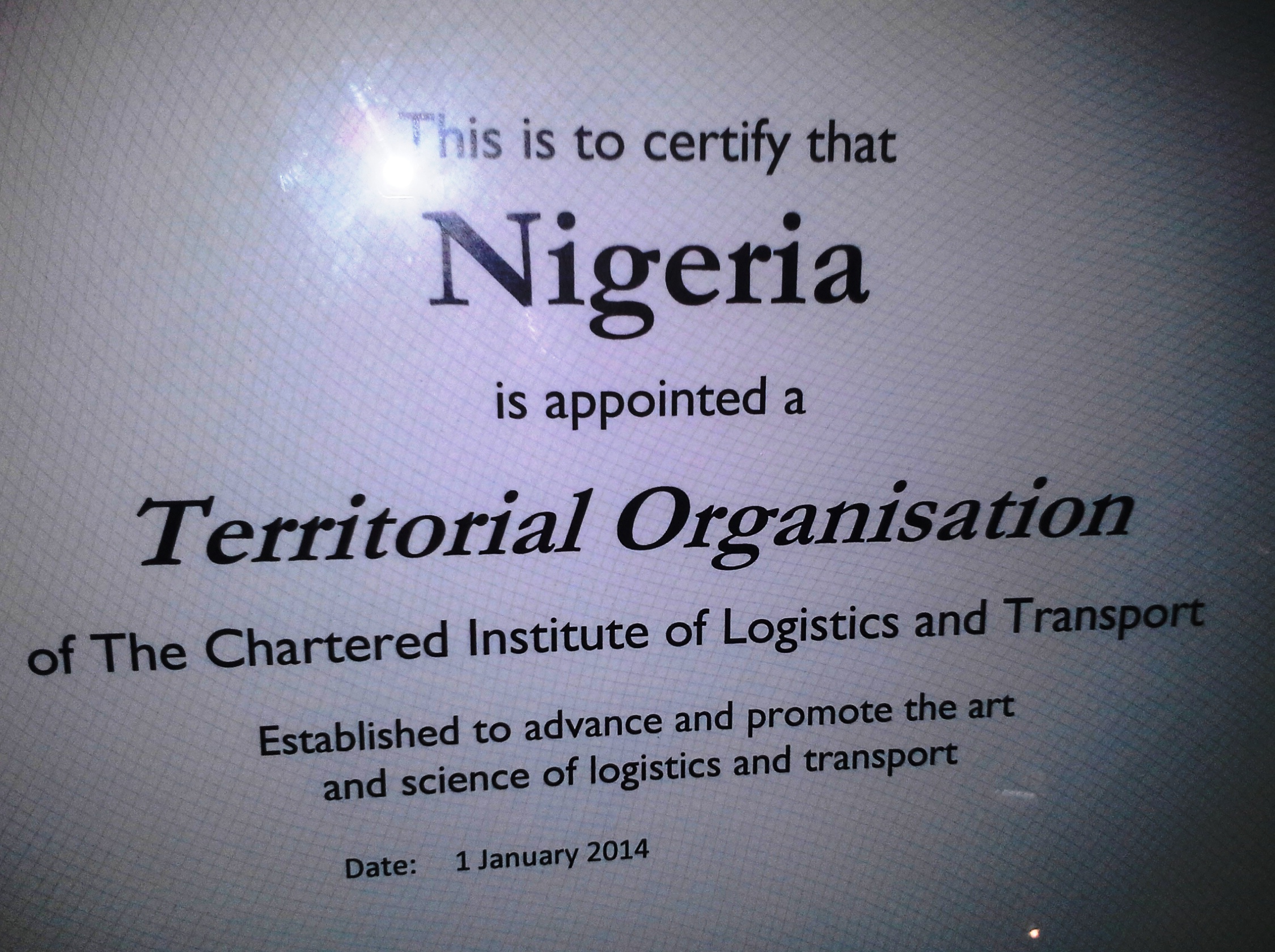 territorial-organizations-certificate-issued-to-cilt-nigeria