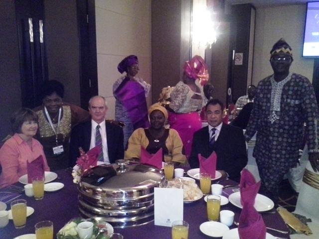 Delegates @ d ICM in Malaysia June, 2014