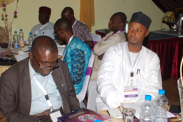 Delegates from NITT, Zaria @ d Conference & AGM