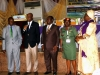L-R- NED, Nat'l President, Chairman PDC, a member of BoT, WiLAT Nigeria & WiLAT's Global Convener @ d AGM