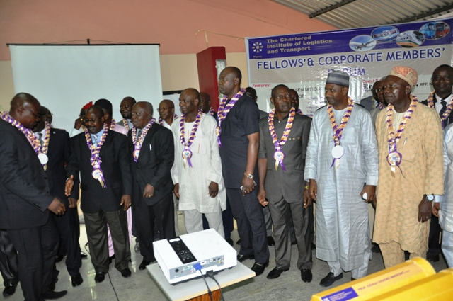 Chartered Fellows, FCILT