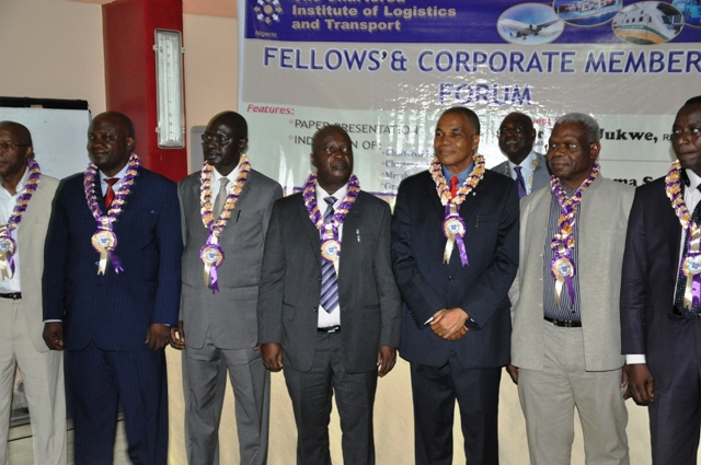 Cross section of Chartered Fellows, FCILT 1