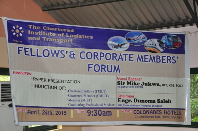 Fellows' & Corporate Members' Forum