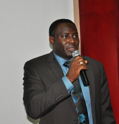 Mr. Bob Nabena Felix, CMILT responding on behalf of the Elected Chartered Members