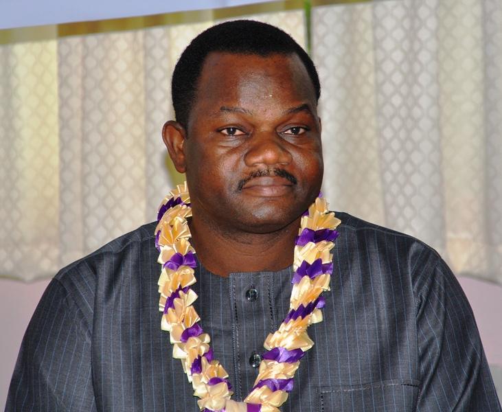 Chairman of Event, Dr. Ade Dosunmu, mon, FCILT (Fmr DG, NIMASA) @ d Conference