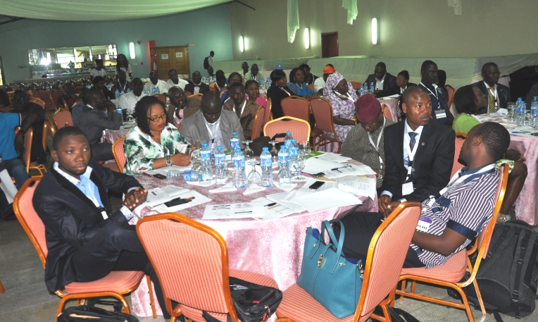 Participants during the AGM