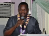 Chairman of d Event, Dr. Ade Dosunmu, mon, FCILT (Fmr DG, NIMASA) delivering his speech during d Nat'l Conf & AGM