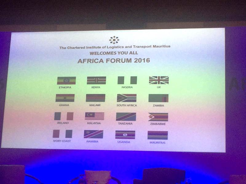 Countries Represented at Africa Forum 2016