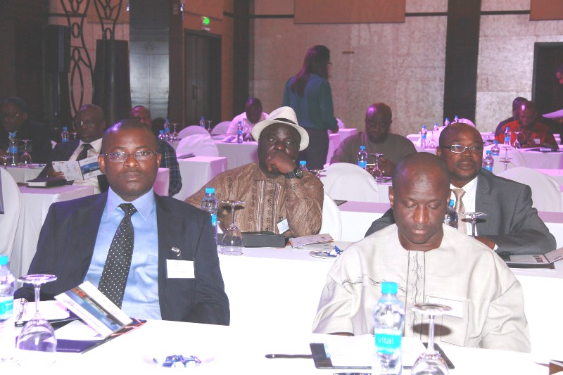Delegates from CILT, Nigeria at the 2016 Africa Forum