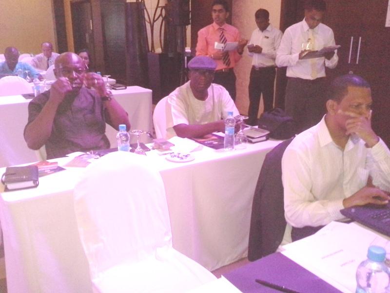 Delegates from CILTN