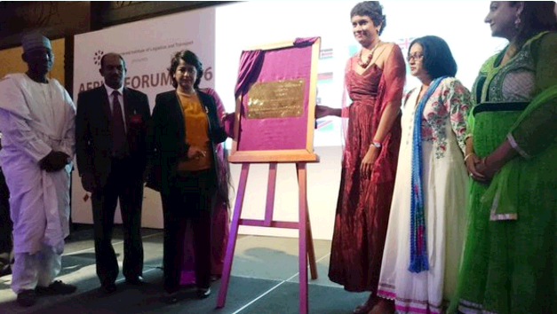 Inauguration of WiLAT Mauritius by the President of the Republic of Mauritius, Her Excellency Mrs Ameenah Gurib Fakim