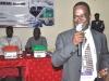 Dr. Usman Gidado (fmr Maritime Mode Rep, CILT, Nigeria) delivering his manifesto