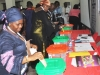 Members casting their votes at the 2016 AGM and Elcetion of CILT, Nigeria