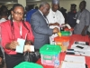 Members including the elected National President, Mr. Ibrahim A. Jibril FCILT casting their votes