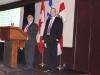 Jon Harris (IPDC, CILT Int'l) & Jan Steenberg, CILT Int'l VP