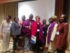 Sherry Romanado, Chairperson of Rail Caucus (m), Global Convenor, WiLAT, Hajia Aisha Ibrahim (4th L) & other WiLAT Ng members