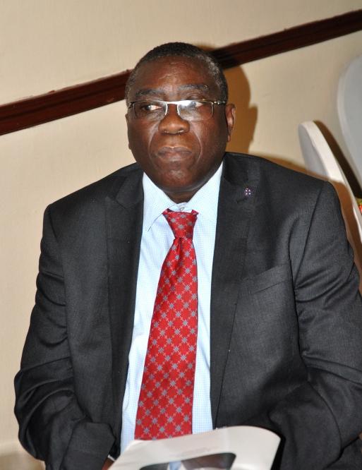 Prof. Kayode Oyesiku, FCILT, Deputy National President of CILT, Nigeria