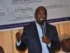 Guest of Honour, Dr. Mobereola Ekundayo, FCILT, Hon. Commissioner for Transportation, Lagos State