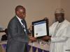 Presentation of award to NIPCO Plc